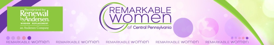 Remarkable Women Header Image
