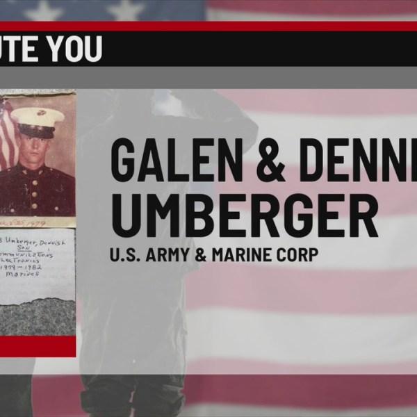 We Salute You Galen, Dennis Umberger
