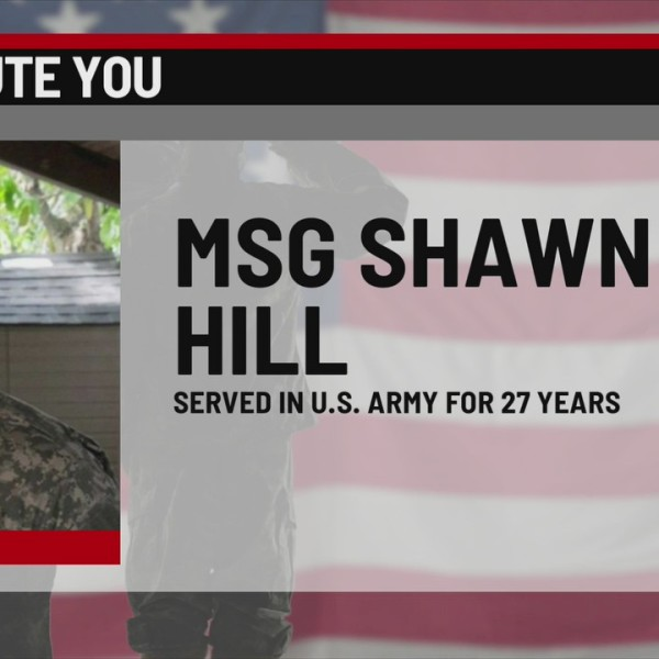 We Salute You Shawn Hill