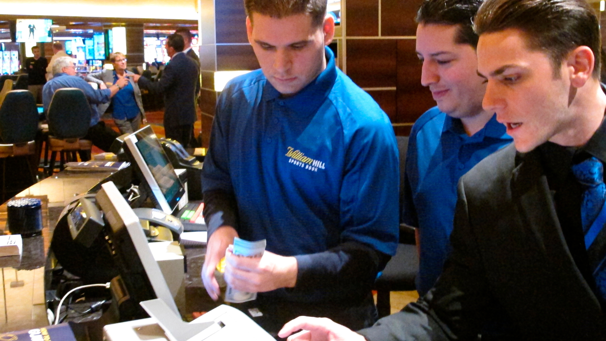 Sports betting employment cryptocurrency mining gpu test