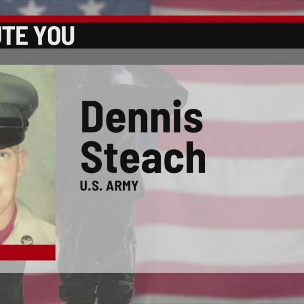 We Salute You Dennis Steach