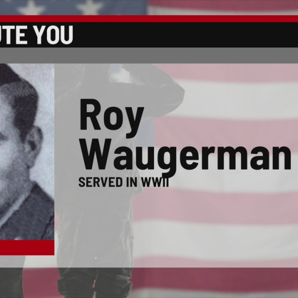 We Salute You Roy Waugerman
