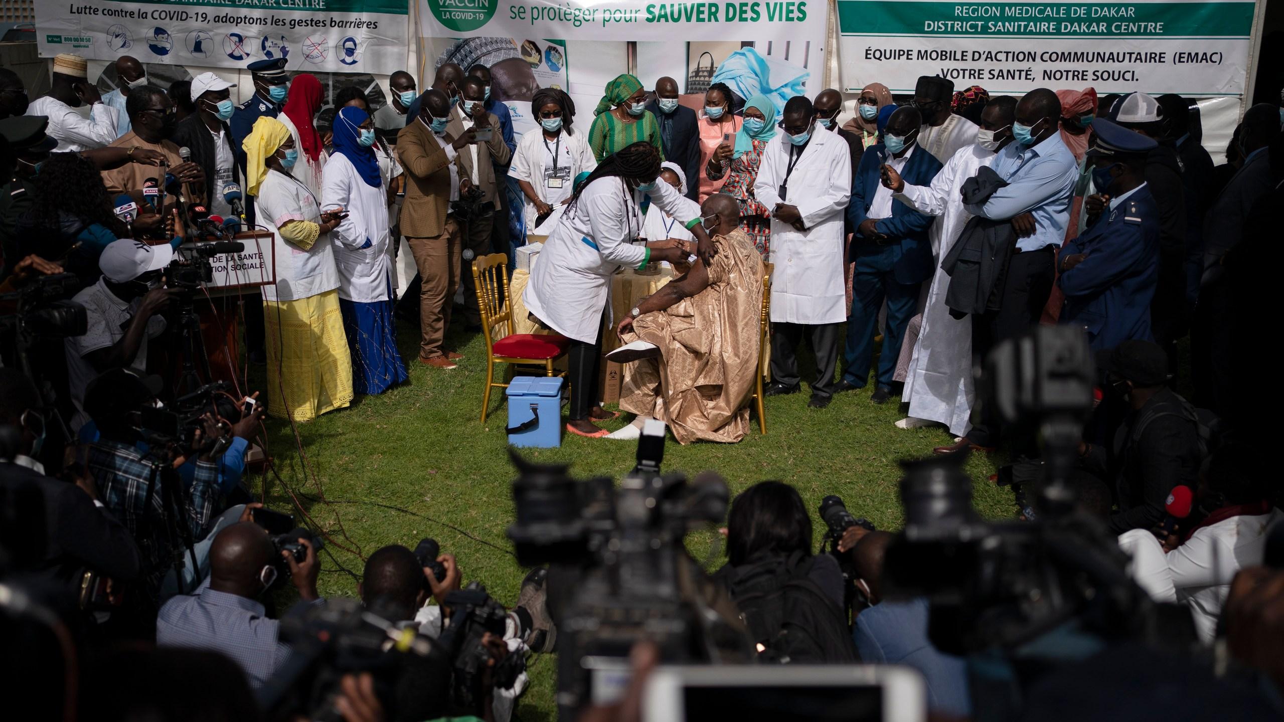 Vaccin Senegal