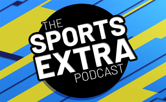 The Sports Extra Podcast Banner