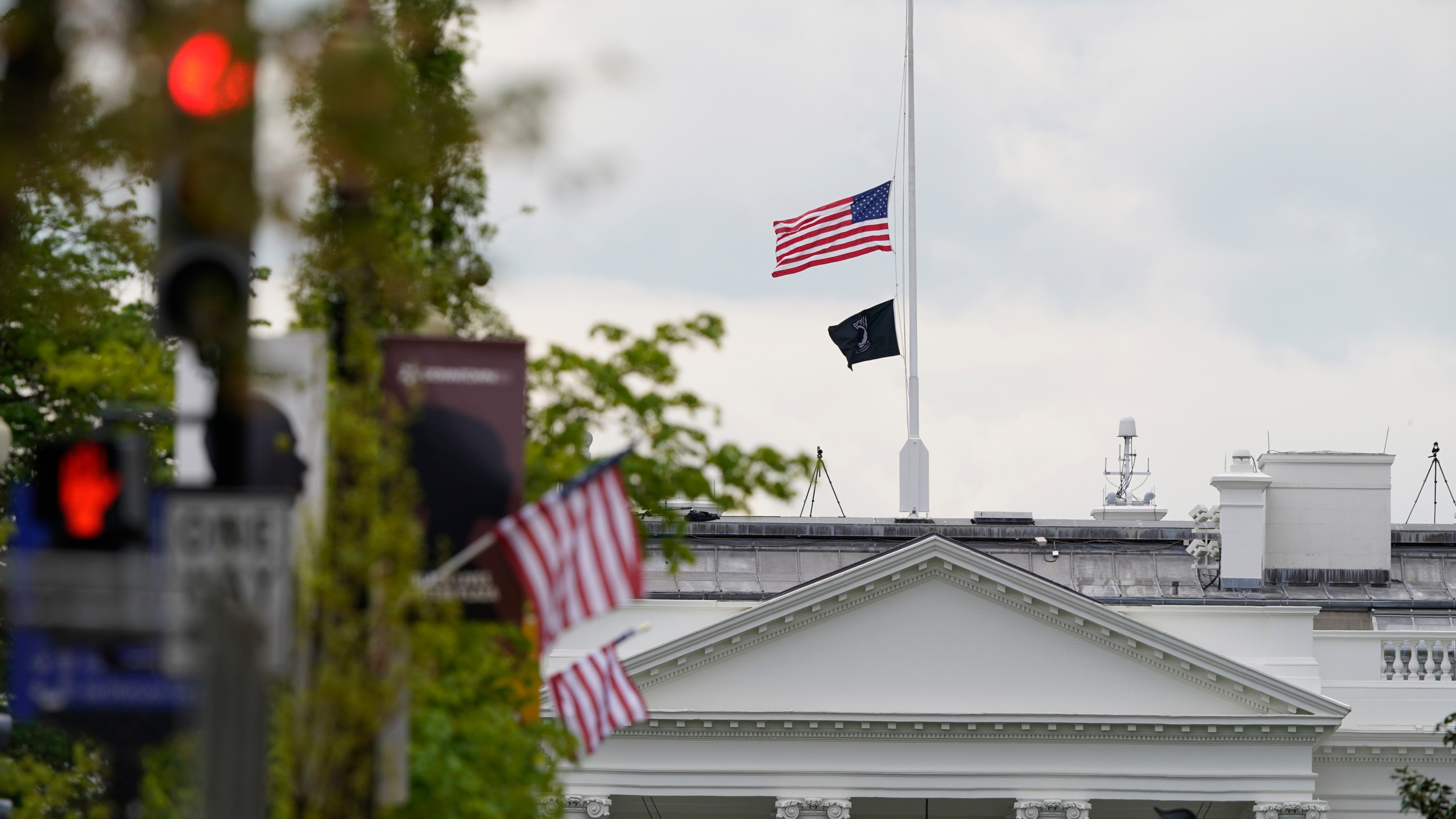 White House Flag
