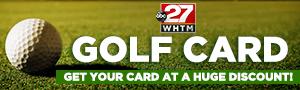 Golf Card 2021
