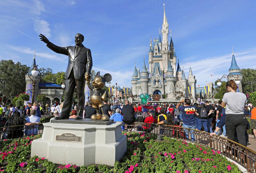 Walt Disney World fast pass