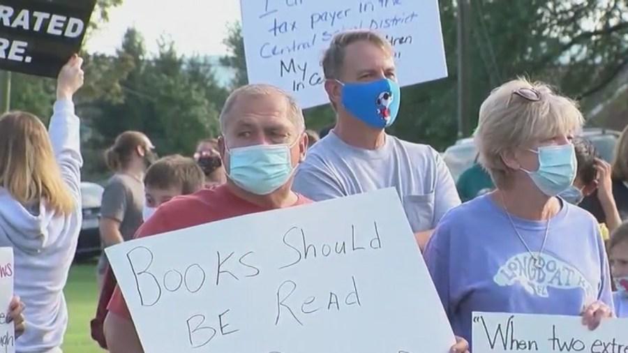 Central York Book Ban