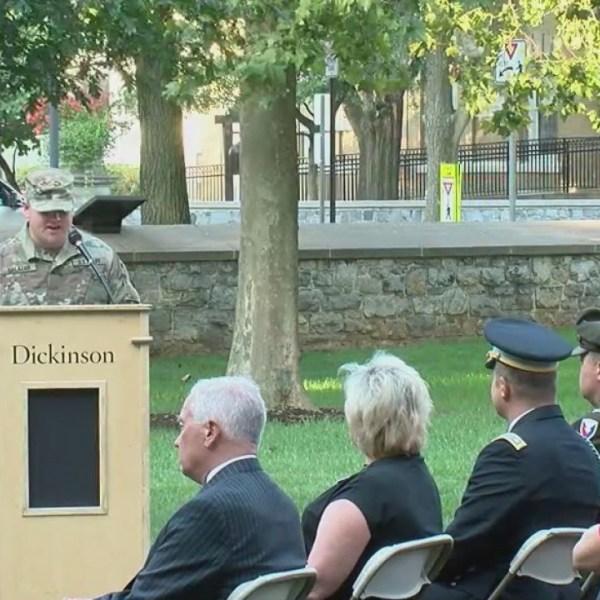 Dickinson College Sept. 11
