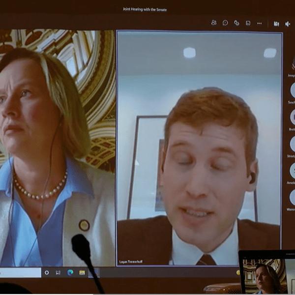 Lawmakers Virtual Public Hearings