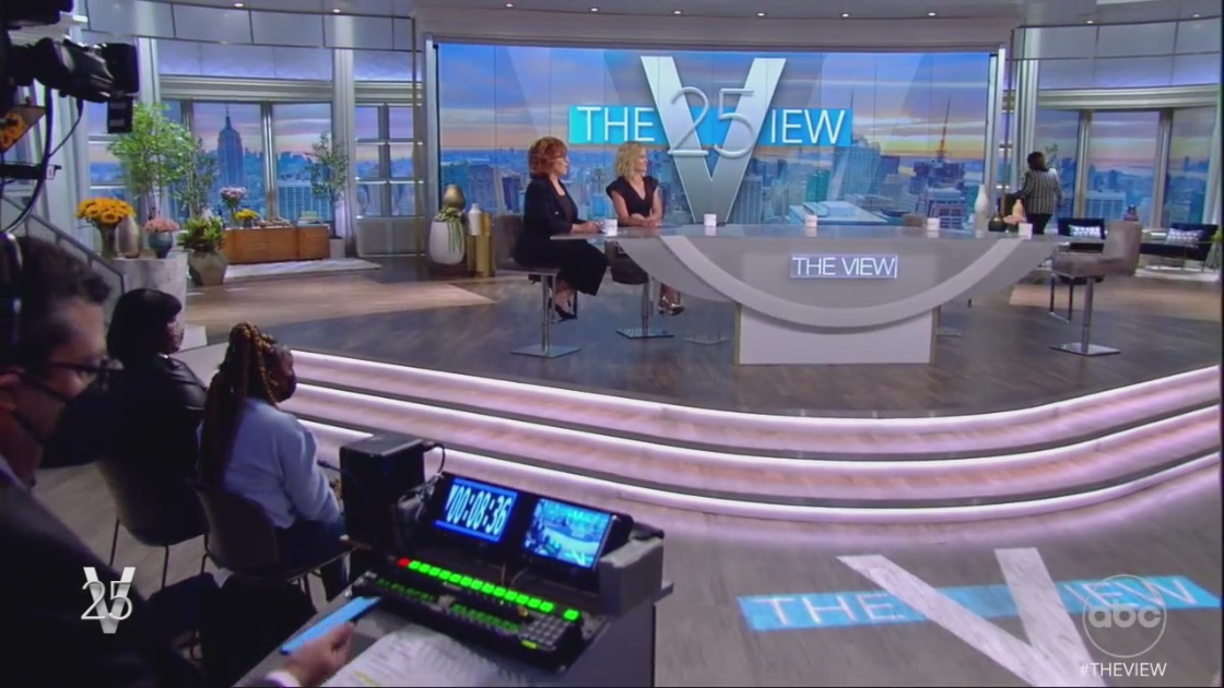The View hosts test positive for COVID-19