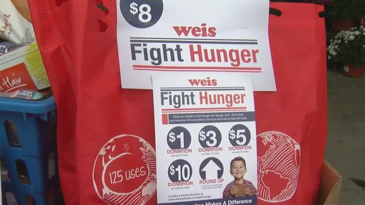 Weis Feed a Local Family