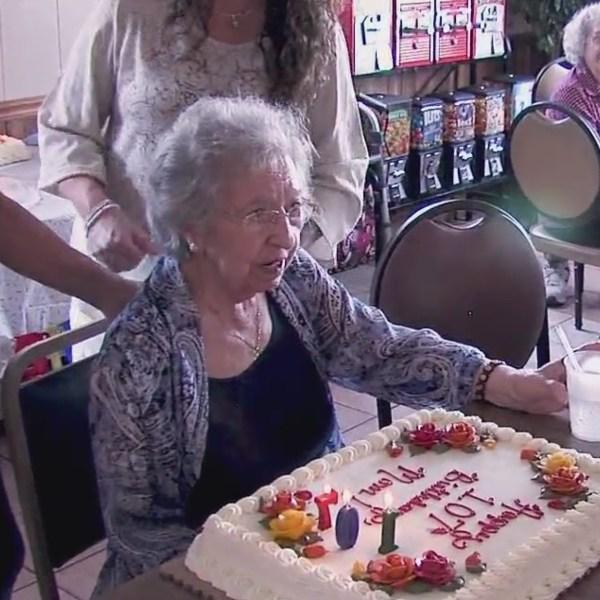 107th Birthday