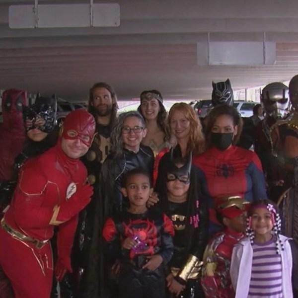 Anti-Bullying Superhero Day