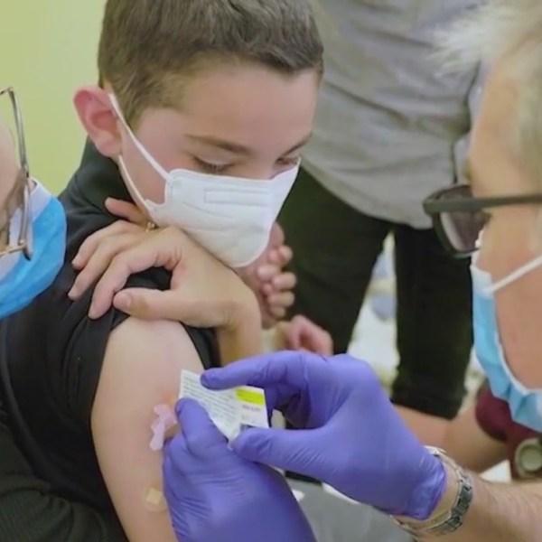 Children Pfizer vaccine