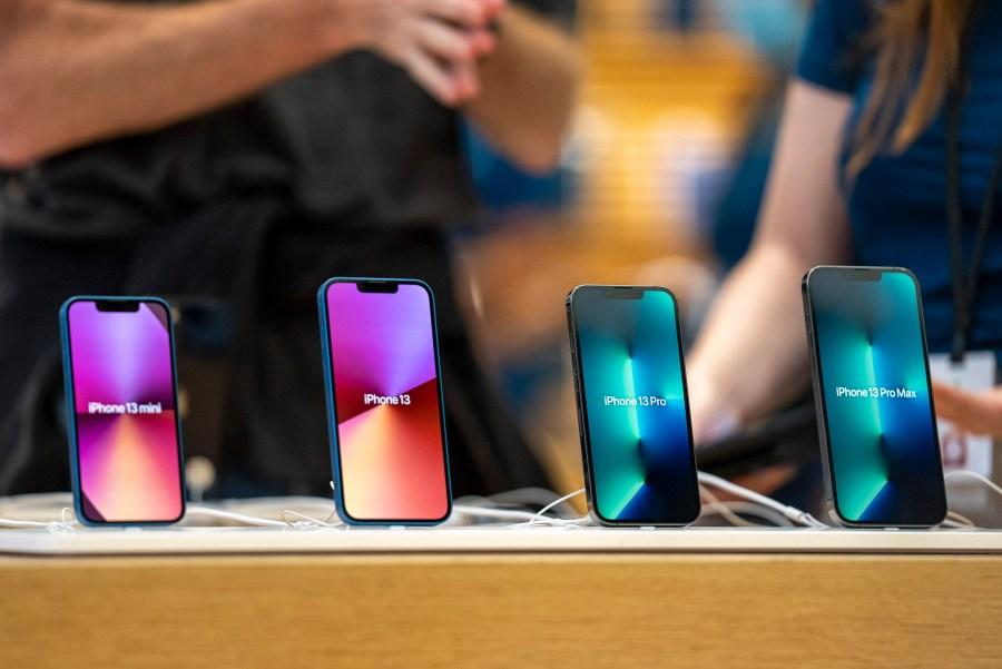 Apple's New iPhone 13