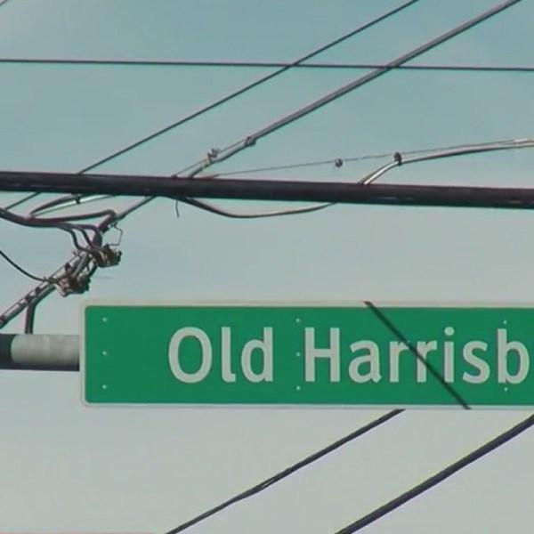 Old Harrisburg