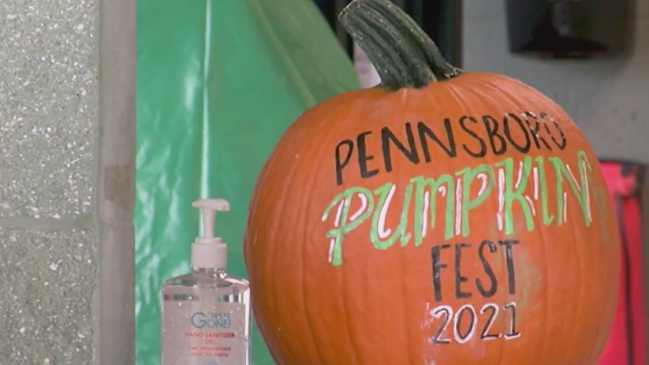 Pennsboro Pumpkin Fest 2021