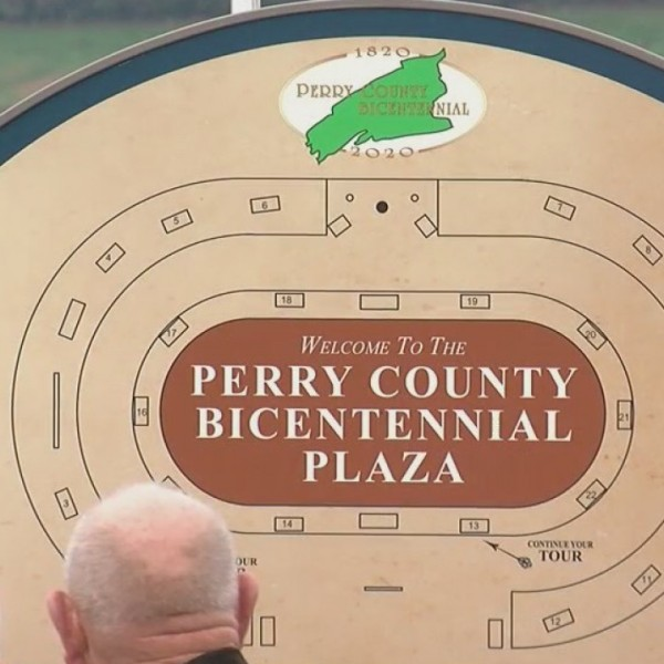 Perry County Bicentennial Plaza