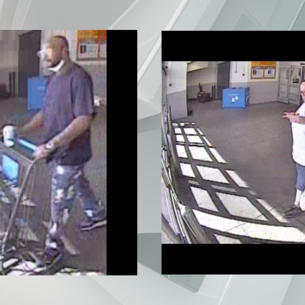 Walmart tip jar thieves Lancaster
